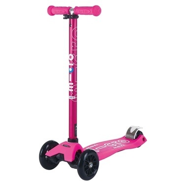 Micro Maxi Micro Scooter Deluxe Shocking Pembe Pembe